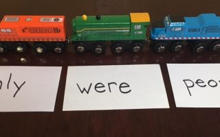 Sight Word Activities for Kindergarten
