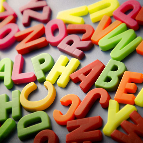 teaching letter sounds