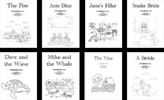 Silent E Book Series