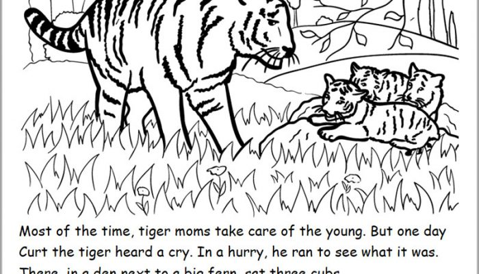 printable phonics books - the best tiger dad
