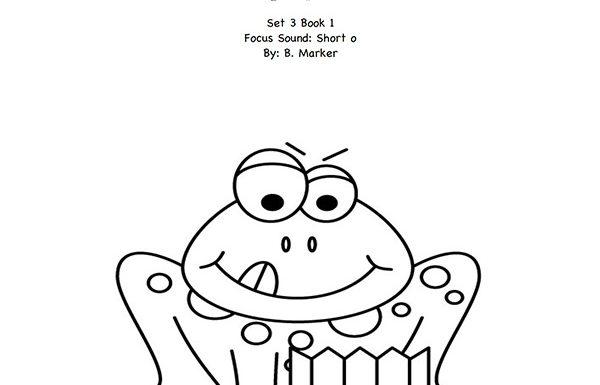 phonics books - short vowels