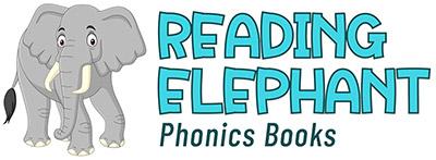 reading elephant logo